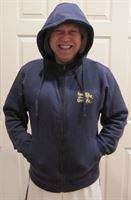 Picture of Hoodie - Breath and Smile - Unisex